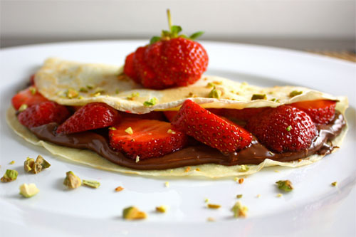 strawberry-nutella-crepes